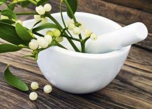 Mistletoe medicine