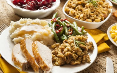 How to Prevent Overeating This Holiday