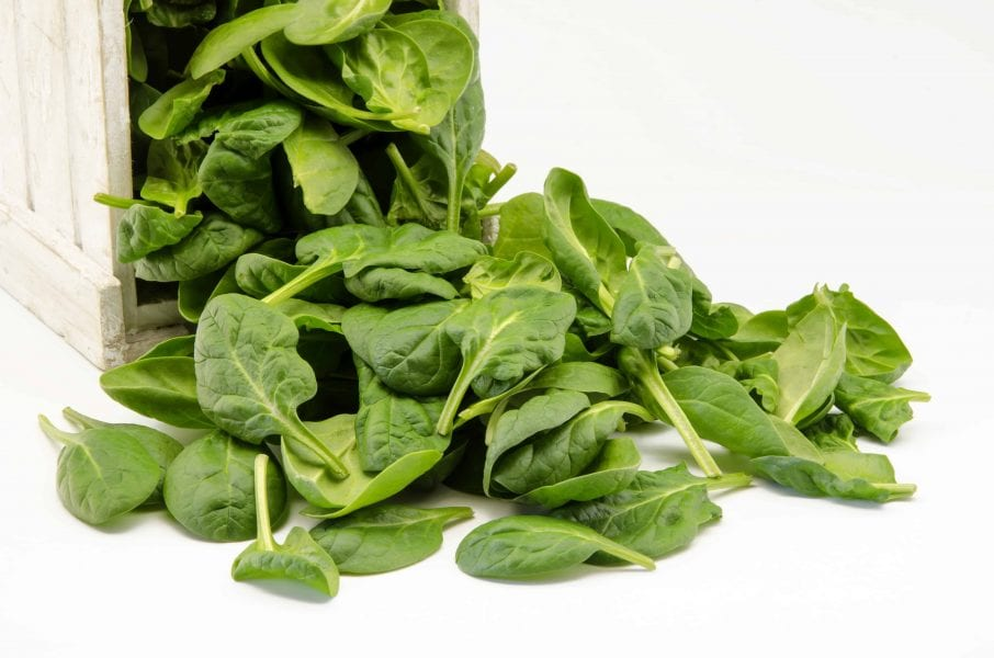 Best source of Calcium – Greens!