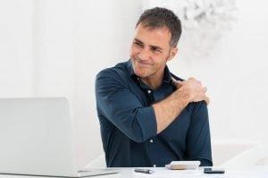 shoulder pain, joint pain, muscle pain