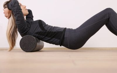 Foam Rolling for Muscle Recovery