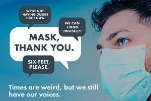 Wear a Mask, thank you