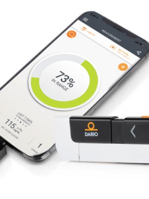 Dario Blood Glucose Monitoring Kit