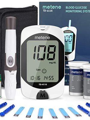 Metene Blood Glucose Kit