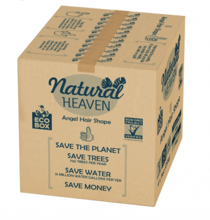 Natural Heaven ECOBOX - Angel Hair Hearts of Palm Pasta