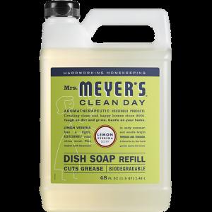 Mrs. Meyer's Lemon Verbana Dish Soap