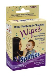 Spiffies Tooth Wipes