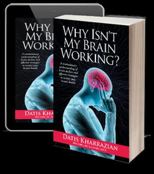 Why Isn't My Brain Working Book