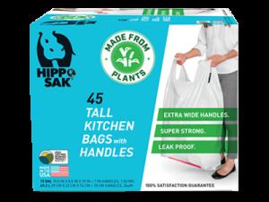 Hippo Sak Tall Kitchen Bags
