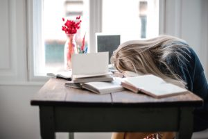 Chronic fatigue from hormone imbalance can make you feel exhausted